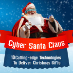 Cyber Santa Claus: Amazon Drones, Supercomputers and Other Cutting-edge Technologies Santa Can Use To Deliver Your Christmas Gifts