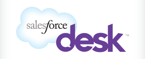 Logo of Desk.com