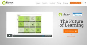 Logo of Litmos LMS