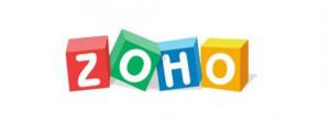 Logo of Zoho CRM