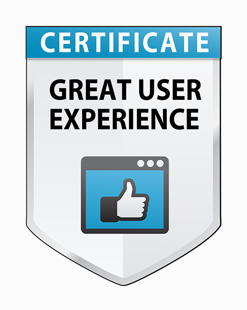 fileplan Great User Experience certificate