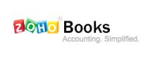 Logo of Zoho Books