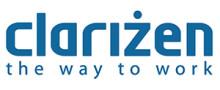 Logo of Clarizen