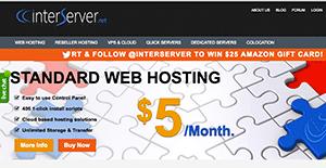 Logo of InterServer