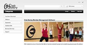 Logo of Club Sentry